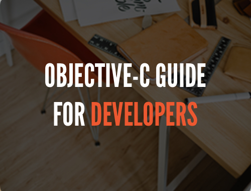 Objective-C Guide for Developers - Cover