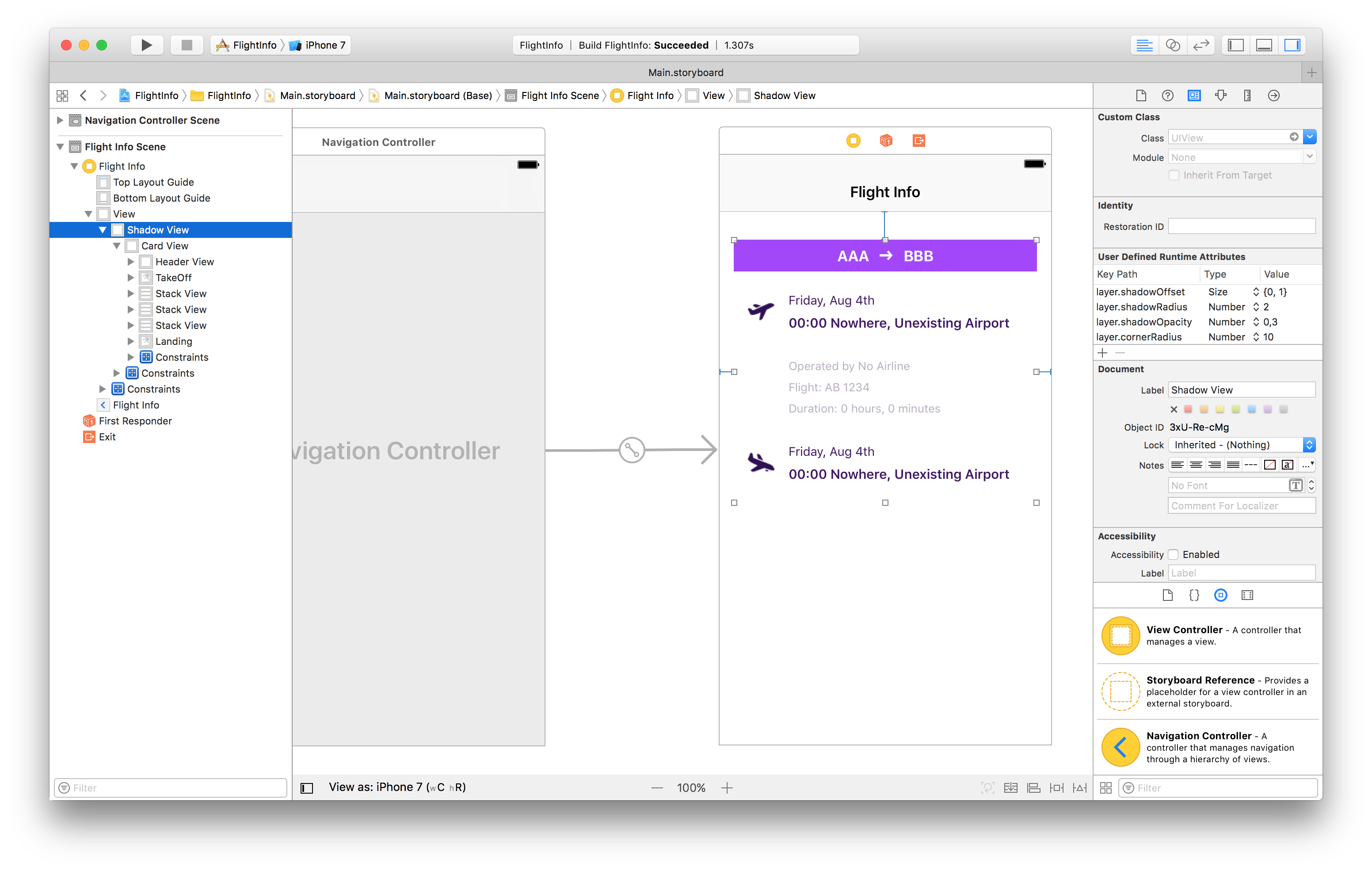 MVVM Design Pattern Using Swift in iOS - Free Education Site
